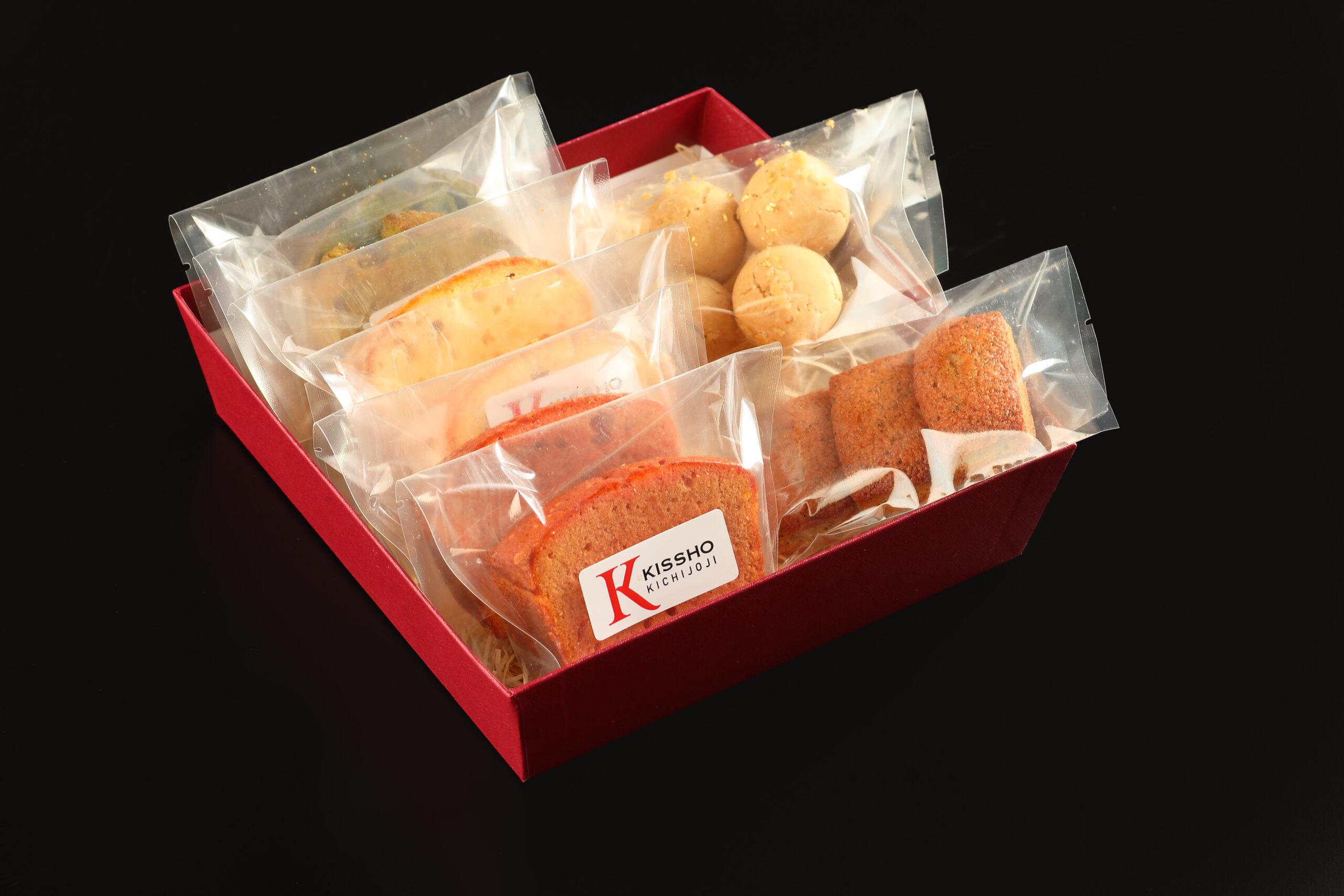 5種焼き菓子セット