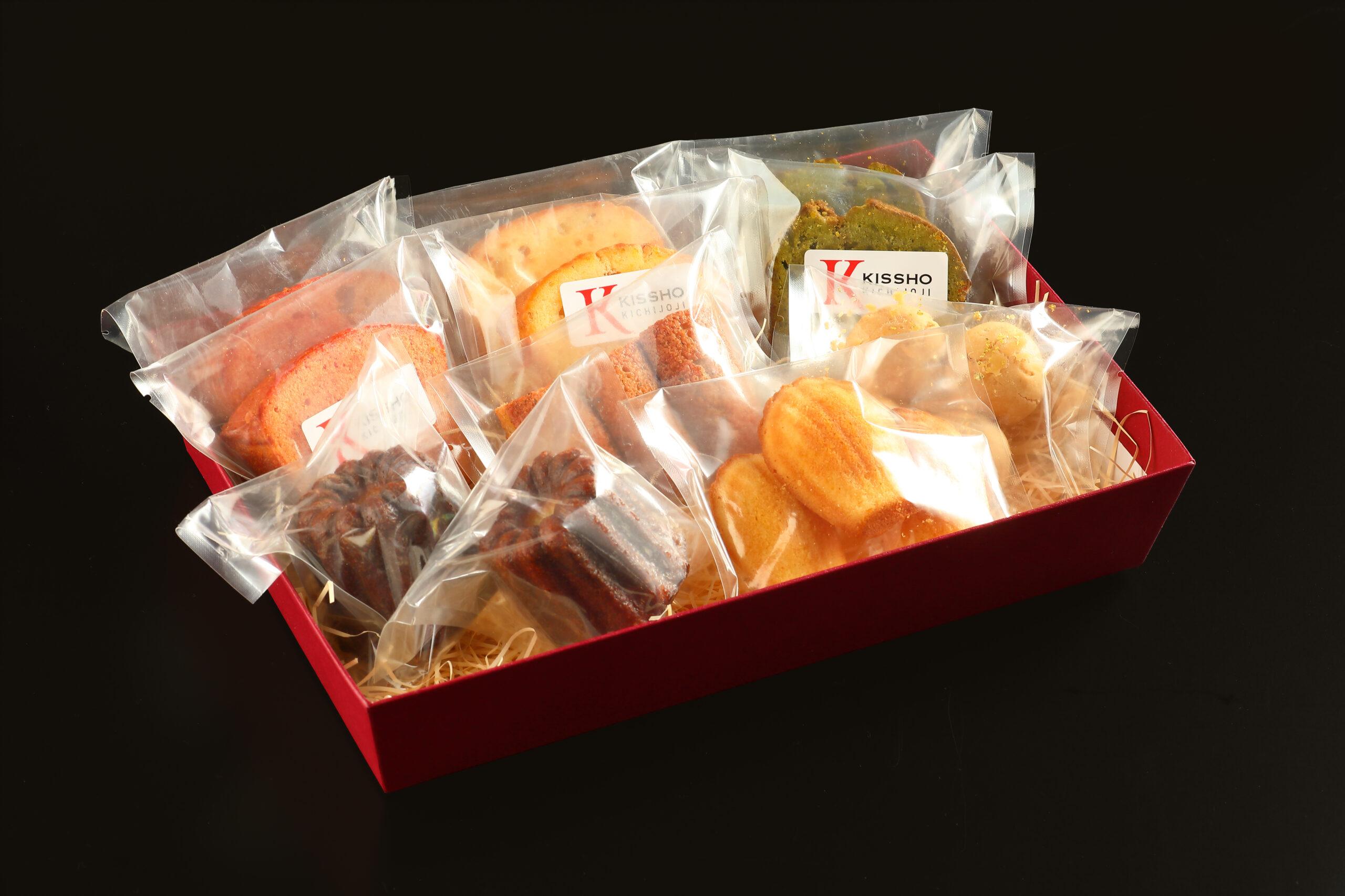 3種焼き菓子セット